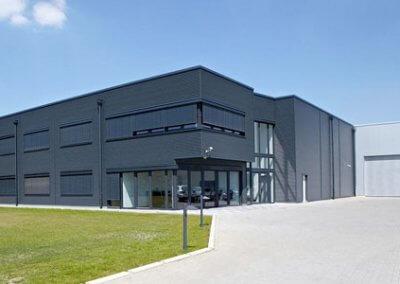 Bürogebäude und Filmstudio Köln