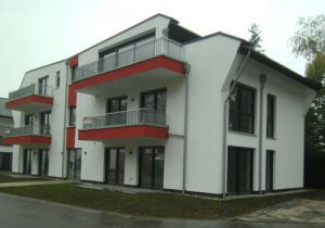Mehrfamilienhaus-Gronau
