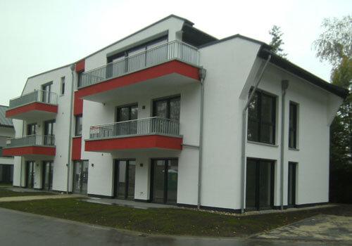 Mehrfamilienhaus Gronau