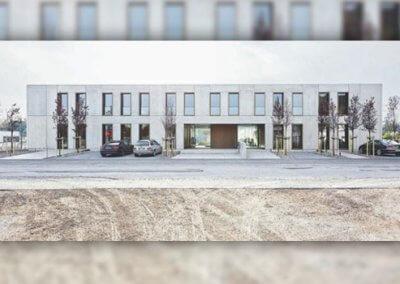 Bürogebäude Andernacher Bimswerk