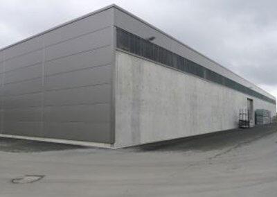 Büro- und Industriegebäude Stelter