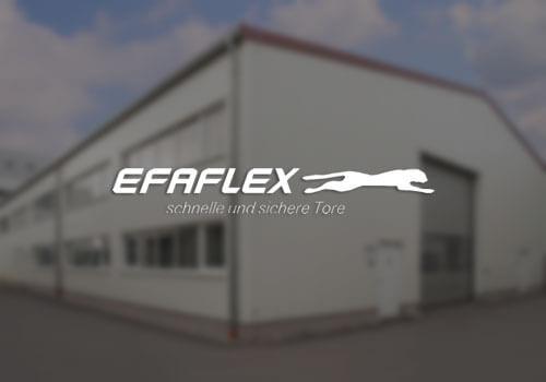 Büro- und Industriegebäude Efaflex