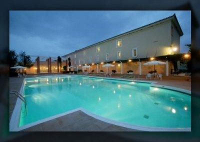 Hotelanlage Amalia Griechenland