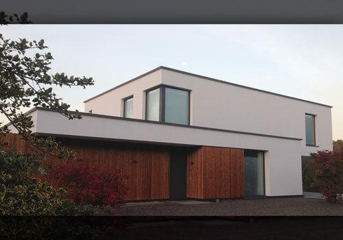 Neubau Overijse (Belgien)