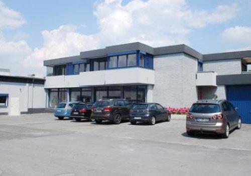 Verwaltungsgebäude RTS Rohrnetz-Technik Schaumburg