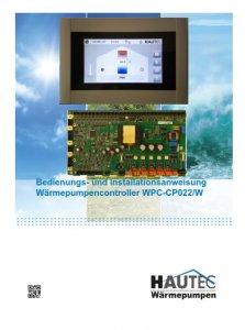 Bedienungs-und-Installationsanweisung-Waermepumpencontroller-wpc-cp022-w