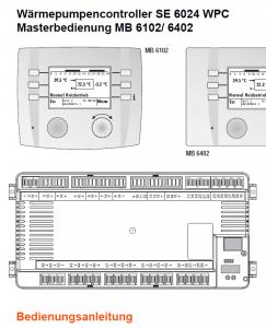 Bedienungsanleitung Controller HSC6024
