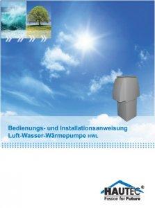 Bedienungsanleitung HWL-I 2012-1
