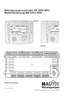 Controller SE6024WPC-neu