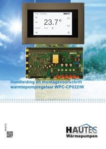Handleiding-en-montagevoorschrift-warmtepompregelaar-WPC-CP022-w