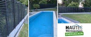 Hautec-Energiezaun-Pool
