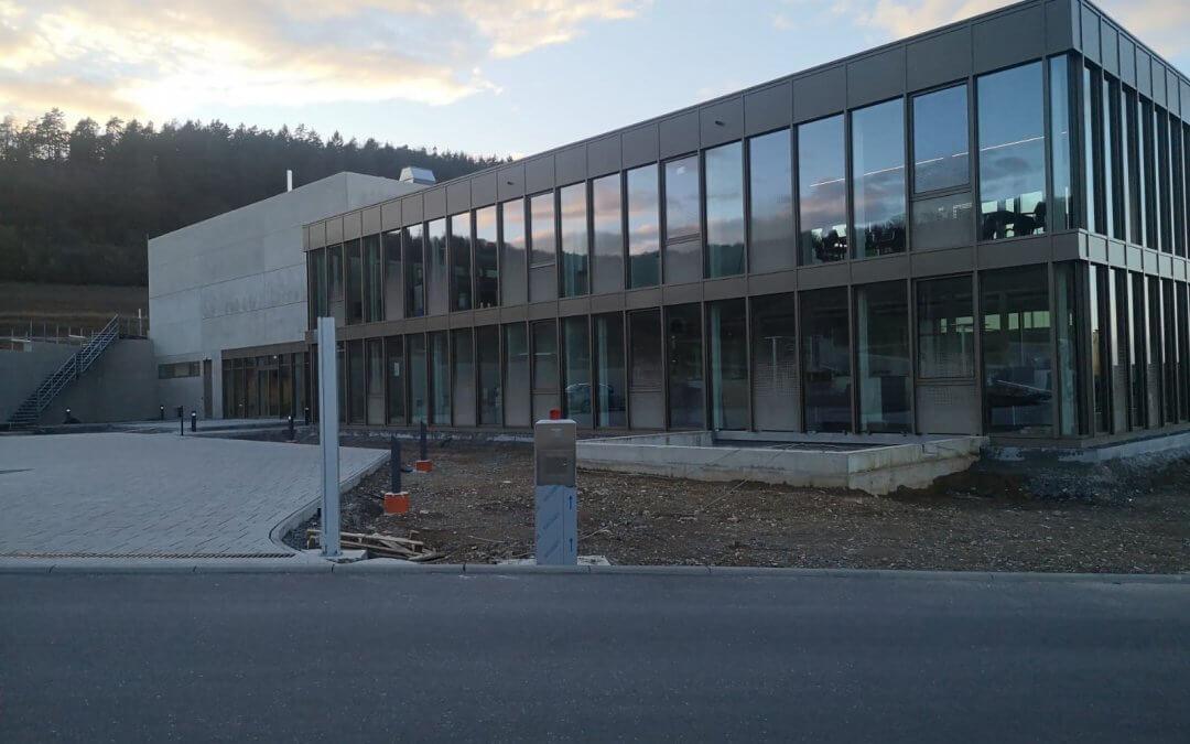 Bürogebäude & Lagerhalle in Bad Mergentheim