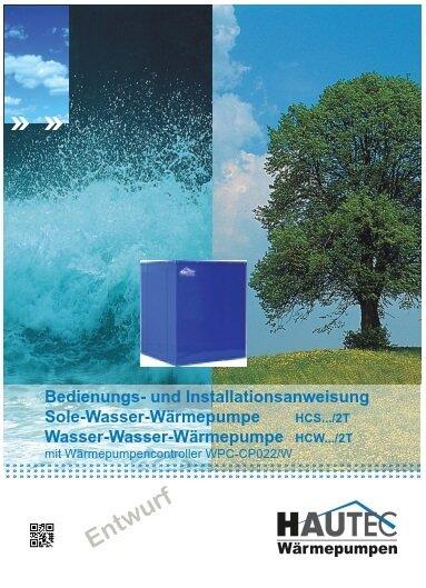 Bedienungsanleitung HCW-HCS Tandem 2014D