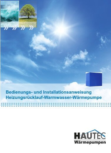 Bedienungsanleitung HWBW-S 2014-1